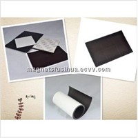 High Quality Colour Isotropic Flexible Rubber Magnet