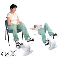 Home Rehabilitation Motorized Electric Mini Exercise Bike For Arms and Legs with CE/RoHS/GS