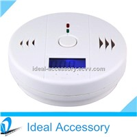 Home Secirity LCD CO Carbon Monoxide Detector Poisoning Gas Fire Warning Alarm Sensor