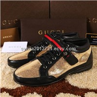 Hot branded mens shoes gucci replica top quality casual shoes dress shoes