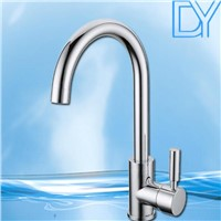 Hot / cold water classic kitchen faucet