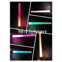 Hot-selling led luminous drumsticks musical instruments neon drumrolls glow stick