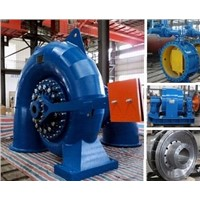 Hydro Turbine / Turbine Generator Unit / Generator / Turbine / Water Turbine/High Quality