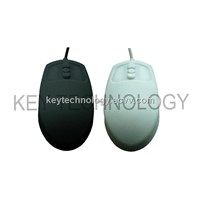 IP68 Dynamic Rugged Mouse , Hygienic Optical Silicone Mouse