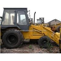 used JCB 3CX backhoe wheel loader