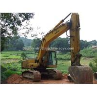 Used Komatsu Excavator Used Crawler Excavator Komatsu PC200-6
