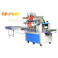 Large Size Cakes Flow Packaging machines, wrappers