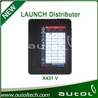 Launch X431 V Global Version Universal Scanner For Many Cars With Bluetooth/Wifi and Touch Screen