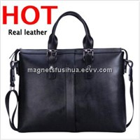 Leather Men Bag Tote /Shoulder Bag (M3012)