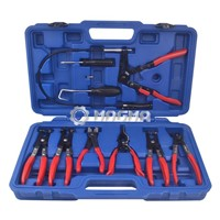 (MG50334)9 Pc Hose Clamp Pliers Set