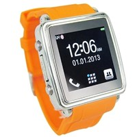 MQ588 Watch Mobile Phone,Wrist Mobile Phone,Watch Phone 1.54 inch TFT touch screen Bluetooth