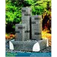Manufacturer for Japanese water garden fountains
