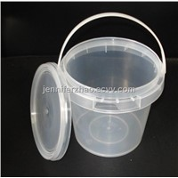 Manufacturer for Plastic Ice Bucket ,Milk Bucket  with Printing Any Color