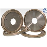 Metal Bond Diamond & CBN Grinding Wheels