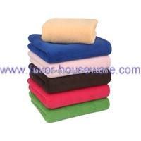 Microfiber bath drying towel hand towel wash towel sport towel