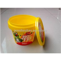 New Sale,  Packaging Bucket , Food Bucket with IML,