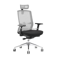 manager chair with heat sinking mould foam