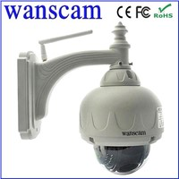 Outdoor PTZ Wireless WIFI CCTV Internet IP Camera HD