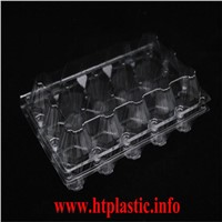 PVC egg tray packing