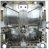 Plastic Frame of Bumper Components for BMW