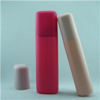 Plastic HDPE container bottle 100ml 180ml  for cosmetic shampoo body lotion conditioner shower gel