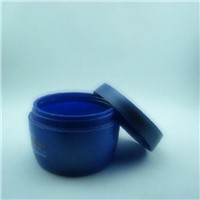 Plastic HDPE jar 50ml 100ml 180ml 200ml for personal care