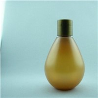 Plastic PET bottle 100ml for personal face hair care shampoo body lotion conditioner
