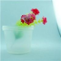 Plastic PP jar pot container 100ml 200ml 250ml for personal care body lotion conditioner cream scrub