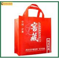 Popular Nonwoven Fabric Promotional Bag for Shopping (TP-SP174)