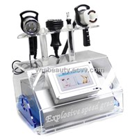 Portable 40K Cavitation Vacuum RF Weight Loss Machine
