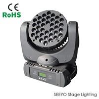 Professional 36*3w RGBW LED Wash Moving Head