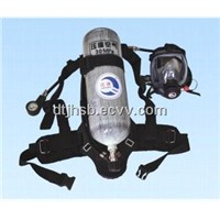 Professional RHZK5/30 Whosale Self-contained Open-circuit Compressed Air Breathing Apparatus Set