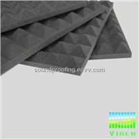 Pyramin sound absorber sponge, stock for sale