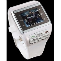 Q6 Watch Mobile Phone,Wrist Mobile Phone,260k colored LCD touch screen watch mobile phone