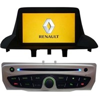 RENAULT MEGANE3 DVD Player with GPS Navigation and Bluetooth 8959