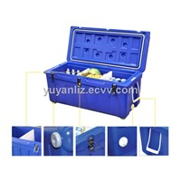 Roto plastic coolers, rotomolded ice chest, rotomold cooler