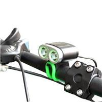 SG-T2200 2200 Lumen Moutain Bike LED Front Light/Headlamp