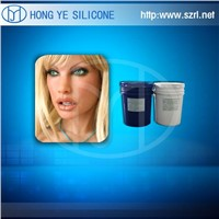Silicone Rubber for Sex Doll