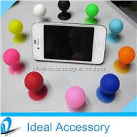 Silicone or Plastic Mobile Phone Stand as givaway small gift is good choice