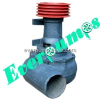 Simple Suction sand pump for Nigeria Market