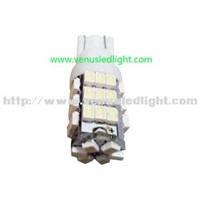 T10 42 SMD 1206 Car Wedge Light 194 168 501 W5W Side Turn Signal Light White DC 12V