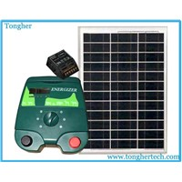 Tongher Solar Panels for smart electric fence system