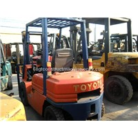 Used 2.5T Toyota 7FD25 Forklift Truck