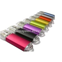 USB Flash Drive ,Aluminium Promotional USB Flash Stick , different color is available