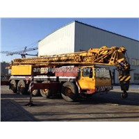 USED LIEBHERR MOBILE TRUCK CRANE 90T MODEL LTM1090 ORIGINAL