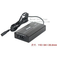 Universal Laptop Adapter Adaptor AC M505A for Netbook Notebook USB Power Supply Charger