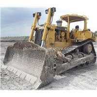 Used Crawler Bulldozer Used Caterpillar Bulldozer D8R SeriesII