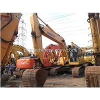Used Excavator Used Komatsu Excavator pc220-7