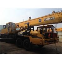 Used Original TADANO TG500E 50T crane