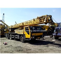 Used XCMG 25T Truck Crane QY25K, Used Truck Crane